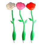 SSPVC-13 Bendable Rose Pen